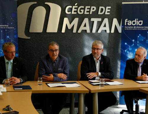 Press Release – 200 Educational Stakeholders from Eastern Quebec Come Together at the Cégep de Matane