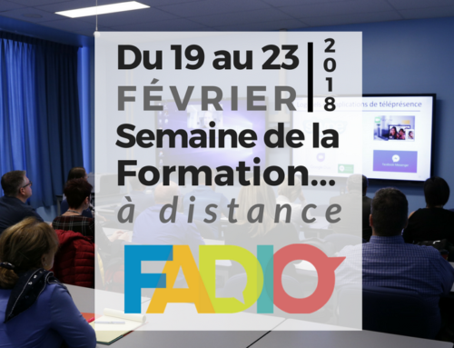 FADIO's First Distance Learning Week